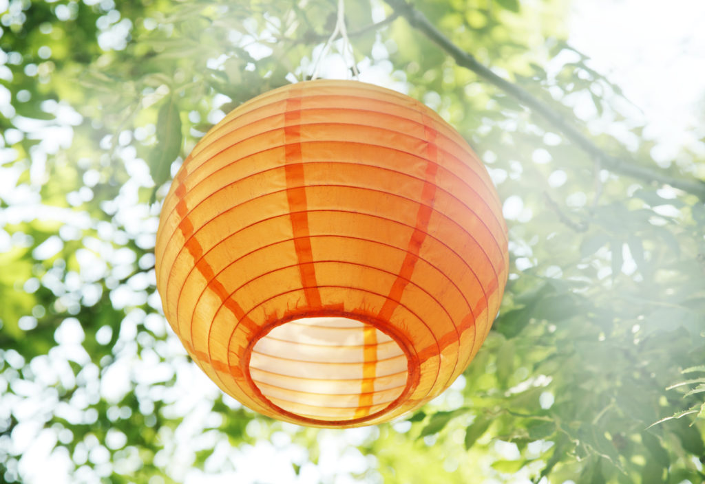 Gartendeko Beleuchtung