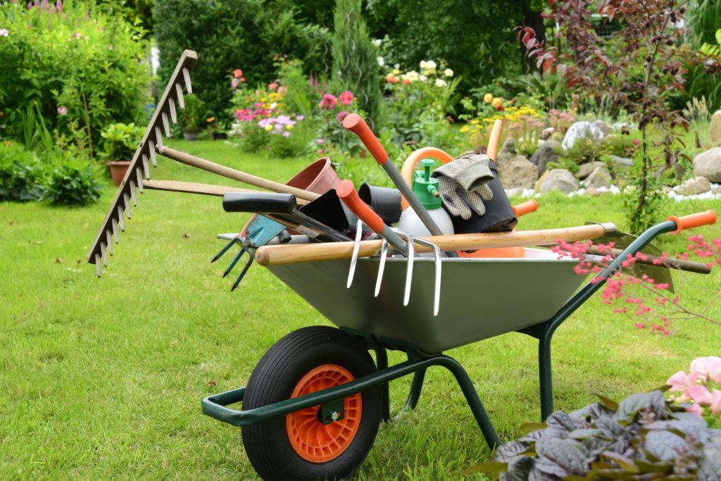 Gartenzubehör Gartengeräte